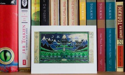 Kurz notiert: Tolkien-Ausstellung in Oxford 2018