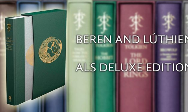 Beren and Lúthien als Deluxe-Edition