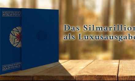 Jetzt auch das Silmarillion als Luxusausgabe