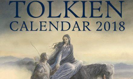 Tolkien-Kalender 2018