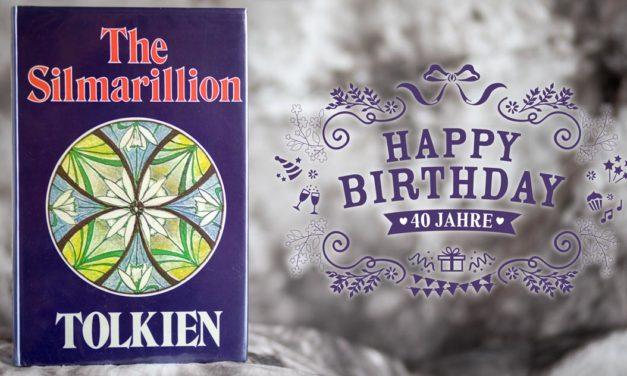Das Silmarillion wird 40, herzlichen Glückwunsch!