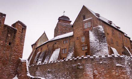 Silvester auf Burg Breuberg