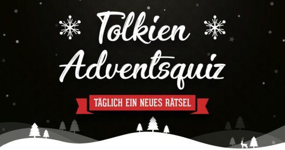 Es geht wieder los! Das Tolkien-Adventsquiz 2017