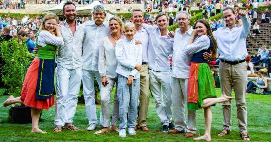10. Tolkien Tag Niederrhein mit Open-Air-Kino und dem Tolkien Ensemble