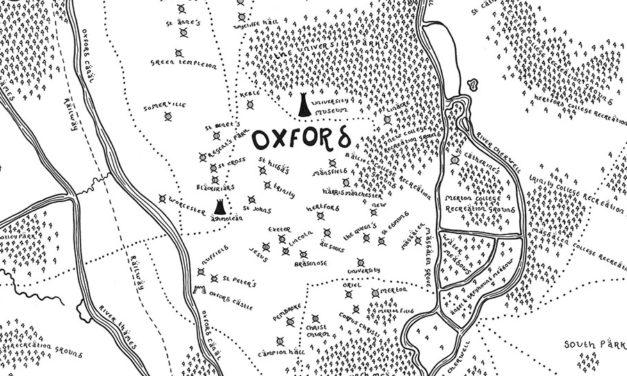 Landkarten im Mittelerde-Stil