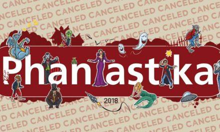 PHANTASTIKA 2018 abgesagt