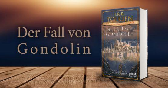 Der Fall von Gondolin erscheint auf Deutsch