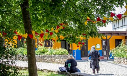 Das Tolkien Thing 2018 auf dem Rittergut Lützensömmern
