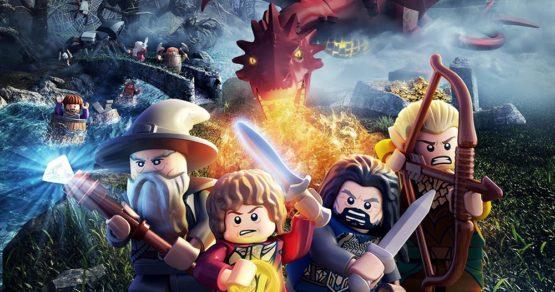 Namárië Lego-Spiele