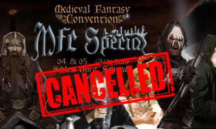 MFC-Special und weitere Veranstaltungen abgesagt!