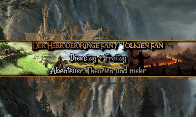 Der Herr der Ringe Fan/ Tolkien Fan – Tolkien auf YouTube #2