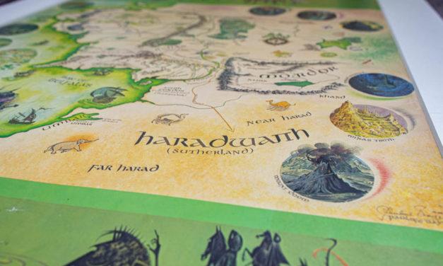 Neues zu Tolkien Künstlerin Pauline Baynes
