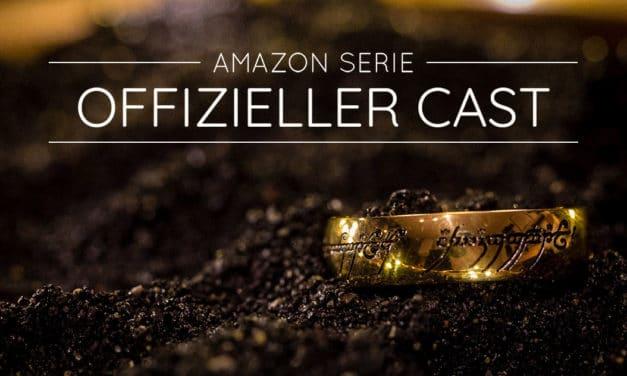 [UPDATE] Amazons Herr der Ringe Serie bekommt offiziellen Cast