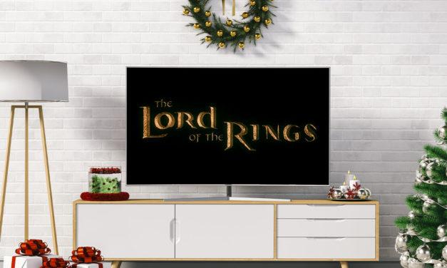 Wo die Tolkien Verfilmungen über die Festtage zu sehen sind
