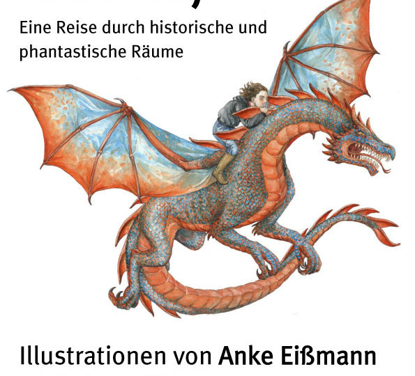 Anke Eißmann stellt zu den Tagen der Phantastik aus