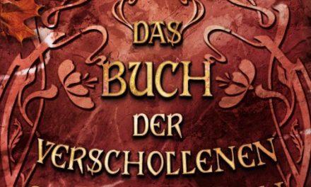 """Ankündigung: """"Das Buch der Verschollenen Geschichten"""" neu im März"""