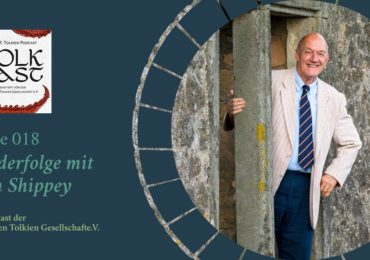 Sonderfolge TolkCast: Interview mit Tom Shippey!