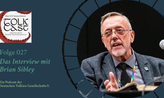 Neue TolkCast Folge: Das Interview mit Brian Sibley