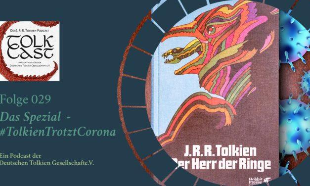 TolkCast 029 Das Spezial – #TolkienTrotztCorona