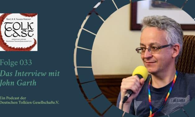 Neue TolkCast Folge: Das Interview mit John Garth
