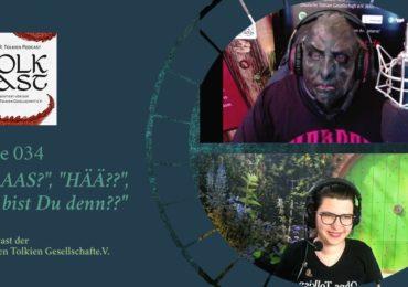 "Neue TolkCast Folge: LIVE - ""WAAAS?"", ""HÄÄ??"", ""Wo bist Du denn??"""