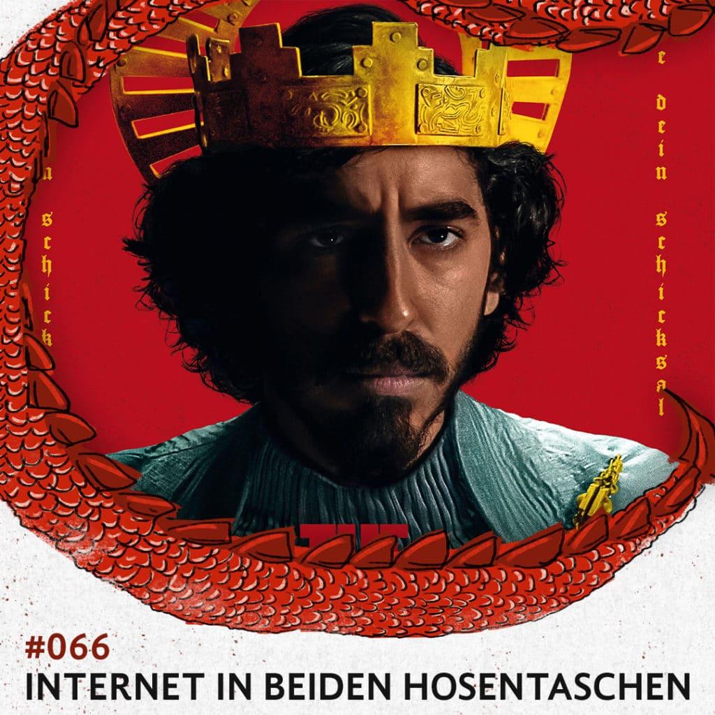 TolkCast 066 – Internet in beiden Hosentaschen