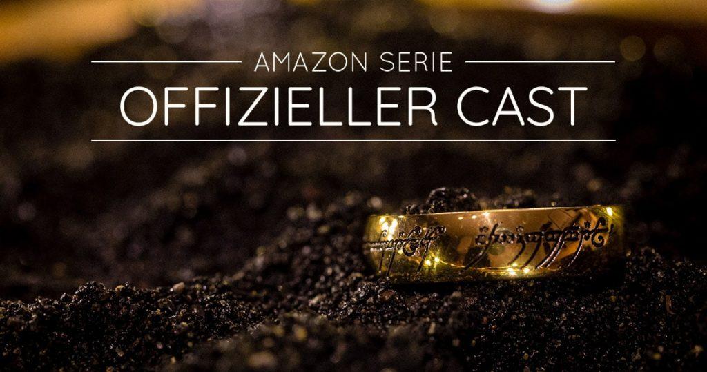 Amazon Studios gibt weitere Cast-Mitglieder bekannt