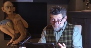 Andy Serkis' #Hobbitathon - Chapter 5 of The Hobbit_ Riddles in the Dark