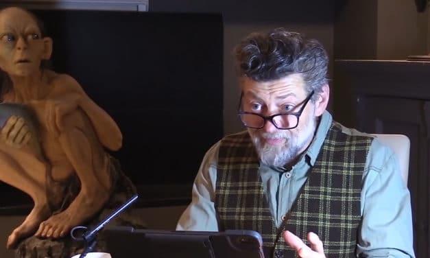 [Update] Andy Serkis nimmt den Hobbit als Hörbuch auf