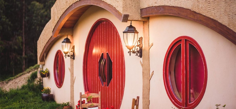 Urlaub im Hobbit-Hotel