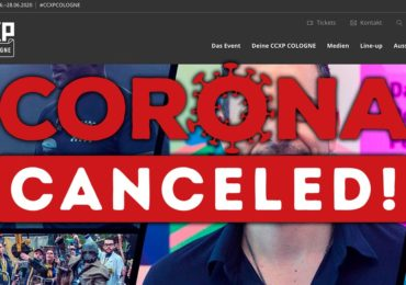 CCXP Cologne 2020 auch abgesagt