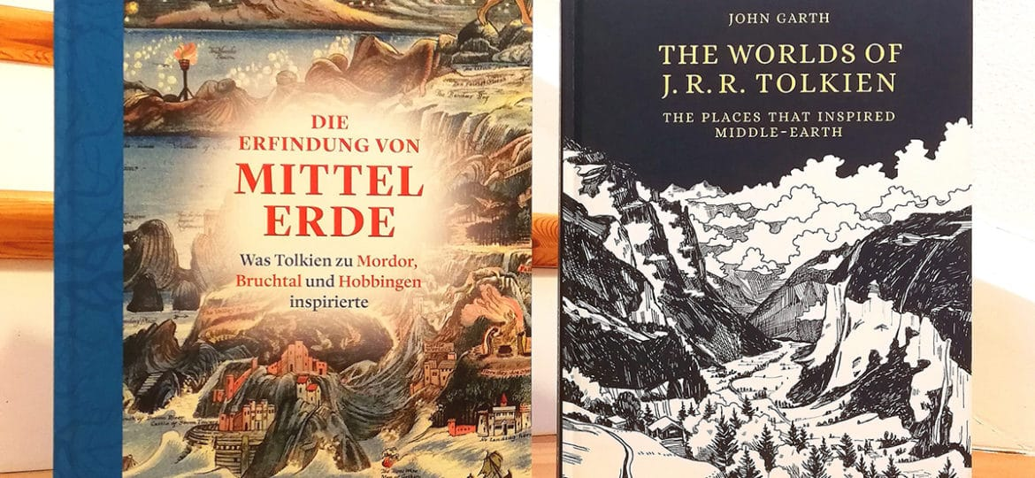"John Garths ""The Worlds of J.R.R. Tolkien"" auf deutsch erschienen"