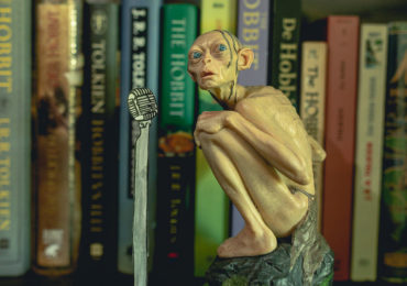 Andy Serkis liest den ganzen Hobbit