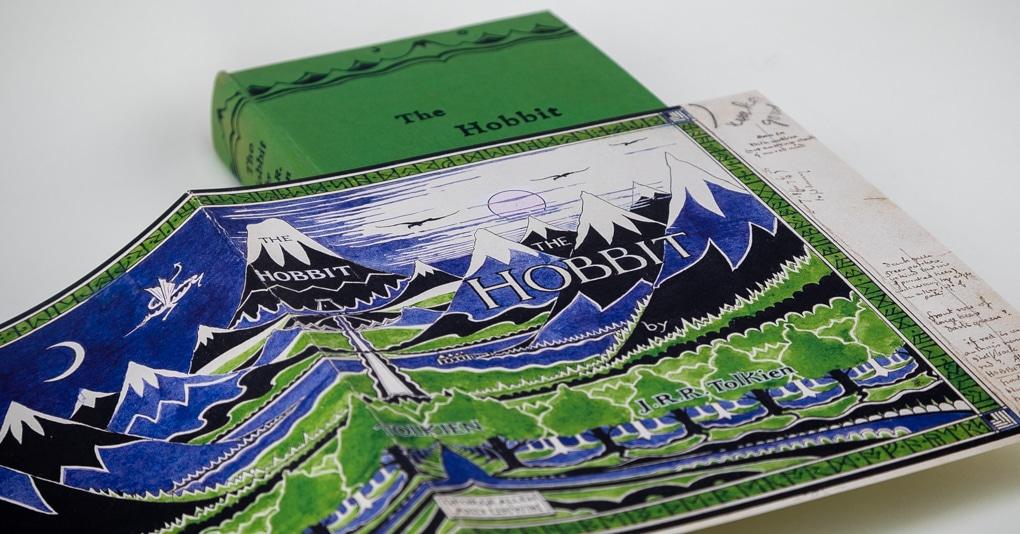 Weitere Erstauflage des Hobbits wird versteigert