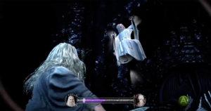 Hobbit Game Pitch - Gandalf und Saruman