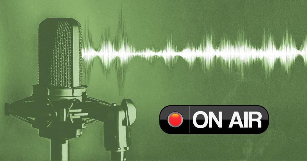 Live aus den TolkCast-Studios