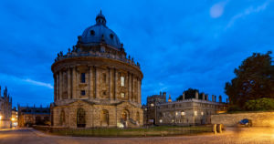 Radcliffe Camera - Bodleian Library Tobias M. Eckrich