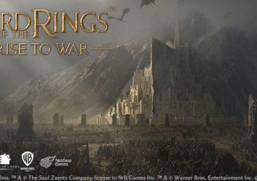 Neues Tolkien Spiel am Horizont