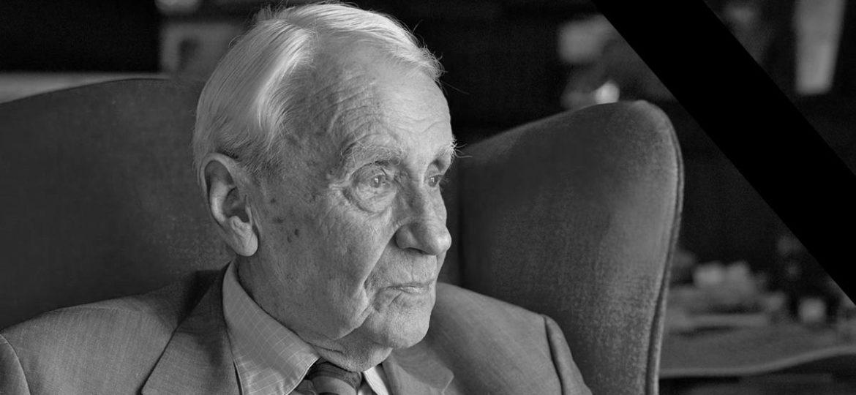 Namárië: Christopher Tolkien ist verstorben