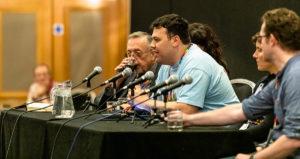 Tolkien 2019 - Panel - LotR on Prime