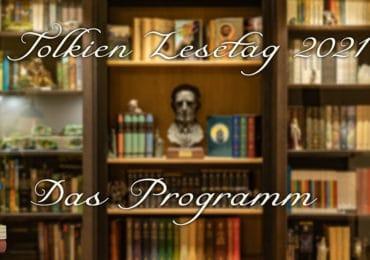 Online Tolkien Lesetag 2021 – Das Programm