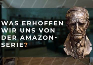 Was erhoffen wir uns von der Amazon-Serie? ‒ Diskussionsrunde am 15. September 2021