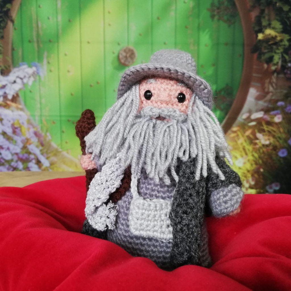 Häkel-Gandalf