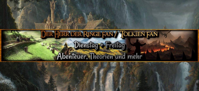 Der Herr der Ringe Fan/ Tolkien Fan - Tolkien auf YouTube #2