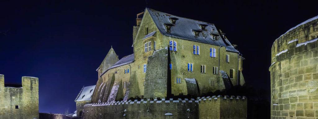 Burg Breuberg - Foto: Tobias M. Eckrich