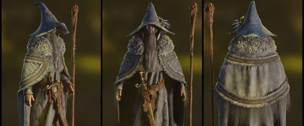 Gollum: Gandalf (C)Daedalic Entertainment GmbH
