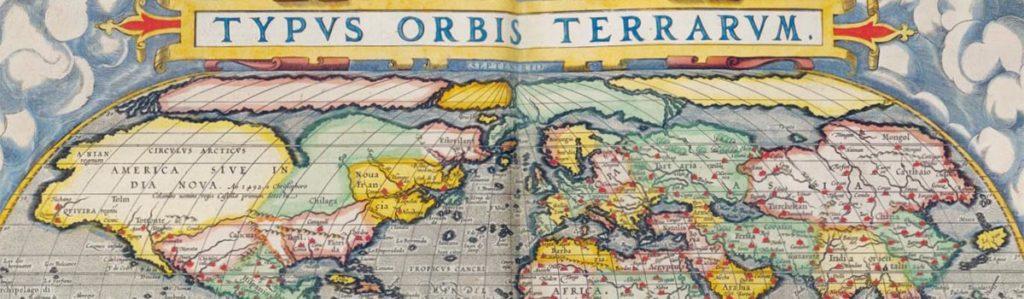 Verrückt nach Karten - theatrum orbis Terrarum