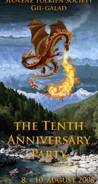 Bericht zum Jubiläum der slowenischen Tolkien Gesellschaft