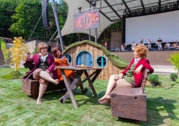 Bilder vom Waldbühnen-Event