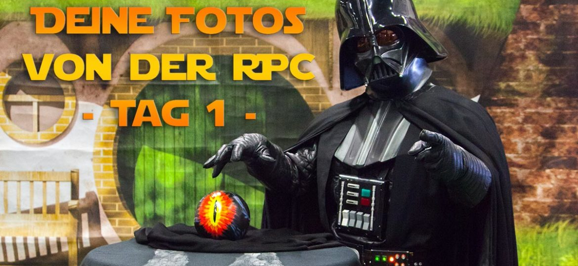 Bilder von der Role Play Convention 2015 - Tag 1